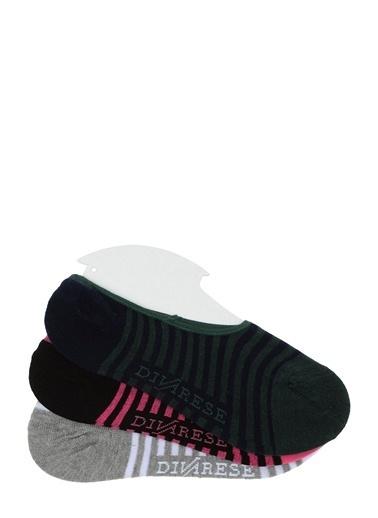 Divarese Çorap Siyah